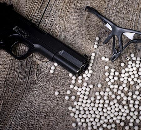 Vente d'armes de loisir à Somain